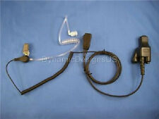 For Motorola MT1500 2000 MTS2000 ASTRO XTS 5000 3500 Acoustic Tube Headset