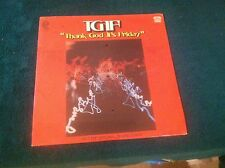 Music From The Motion Picture TGIF Thank God It's Friday SEALED NEW LP pickwick