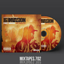Fort Minor - We Major Mixtape (Full Artwork CD/Front/Back Cover) Linkin Park