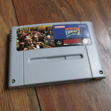 Donkey Kong Country 2 Kong Quest | Super Nintendo SNES | Cartridge Only PAL