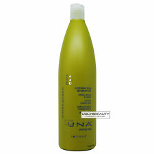 UNA Hydrating Shampoo For Dry and Coarse Hair 1000 ml / 34 fl. oz.