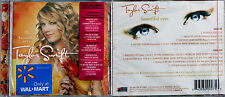 "SWIFT TAYLOR *BRAND NEW* ""BEAUTIFUL EYES"" 2008 US WALMART-ONLY CD/DVD"