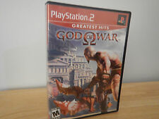 God of War (Sony PlayStation 2, 2005)