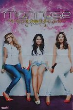 MONROSE - A3 Poster (ca. 42 x 28 cm) - Grace Capristo Clippings Fan Sammlung NEU