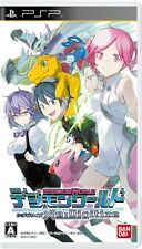 USED PSP Digimon World Re: Digitize Bandai namco entertainment F/S Japan Import