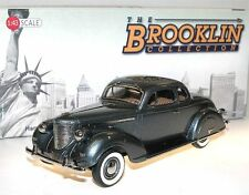 Brooklin BRK 211, 1938 Chrysler Imperial Eight Series C-19 Coupe, grey, 1/43