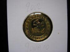 MONACO PIECE DE 20 CENTS D'EURO 2002 PIECE NEUVE