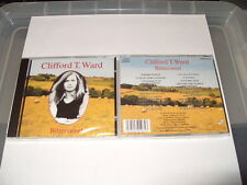 Clifford T. Ward - Bittersweet (2001) NEW- CD - 19 TRACKS - FREE FASTPOST