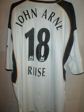 "Liverpool 2001-2002 Arne Riise Away Football Shirt Size 50""-52"" /5674"