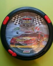 Car rally hand-held electronic racing game. Lap-counter, timer. 1999 SOMA