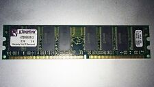 Kingston 512MB DDR1 RAM PC2700U 333 mhz KTD4550/512 memory