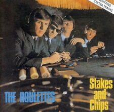 The Roulettes Stakes And Chips CD NEW SEALED Remastered