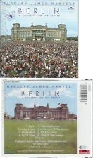 CD--BARCLAY JAMES HARVEST -- -- BERLIN-A CONCERT FOR THE PEOPLE