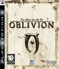 PlayStation 3 The Elder Scrolls IV: Oblivion (PS3) - VERY GOOD - 1st Class Deliv