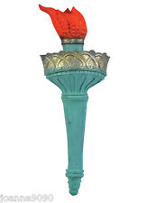 Statue of Liberty Torch USA New York Flame Fancy Dress Costume 4th July American
