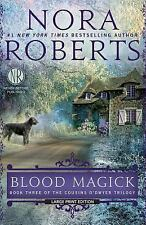 Cousins O'Dwyer Trilogy: Blood Magick 3 by Nora Roberts (2014, Paperback,...
