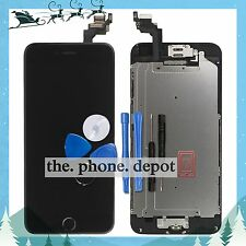 "For iPhone 6 Plus 5.5"" LCD Display Touch Screen Digitizer W/ Home Button Camera"