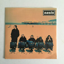 "Oasis - Roll With It - 1995 England - Creation - CRE212 - 7"" Single"