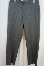 Calvin Klein Dress Pants Sz 32X32 Gray Multi Business Career Evening Dress Pants