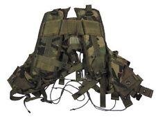 US Army Grenadier LBV M203 Carrier Vest 18 pocket 40mm woodland camouflage Weste