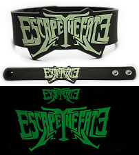 ESCAPE THE FATE Rubber Bracelet Wristband Ungrateful Glows in the Dark