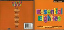 Essential 80s vol. 3 Cd- Divinyls,Crowded House,Go West,Pseudo Echo,Duran Duran