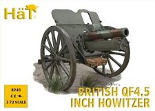 Hat industries WW-I BRITISH Q45 HOWITZER 1:72 HAT8243