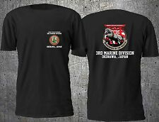 NEW USMC 3RD MARINE DIVISION OKINAWA T SHIRT SIZE S-4XL