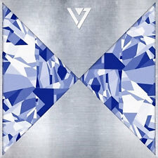 SEVENTEEN - [17 CARAT] 1st Mini Album CD+POSTER+13p Photo Card K-POP Sealed