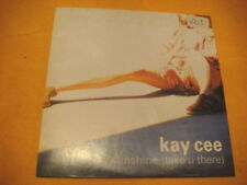 Cardsleeve Single CD KAY CEE Sunshine 2TR 1999 trance