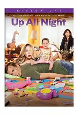 Up All Night . Complete Season 1 . Christina Applegate Will Arnett . 3 DVD . NEU