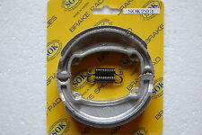 FRONT BRAKE SHOES+SPRINGS fits YAMAHA 69-73 AT1 AT2 AT3 CT1 CT2 CT3 LT2 LT3