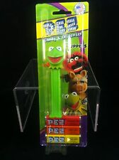 Disney Jim Henson Muppet Kermit Pez Dispenser