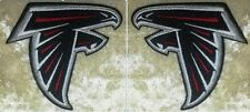 Atlanta Falcons Sleeve Patch SET Iron On Embroidered Patches ~USA Seller~