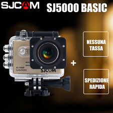 ORIGINALE SJCAM SJ5000 14.0MP 1080P Full HD Helmet Camera Underwater Sport DV