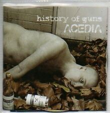 (285A) Acedia, History of Guns - DJ CD