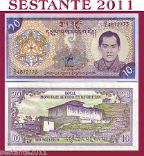 BHUTAN - 10  NGULTRUM 2000 - P 22 - FDS / UNC