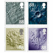 UK Country Definitives March 2013 Stamps Set MNH 2013