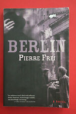 *1ST US PAPERBACK EDITION* BERLIN by Pierre Frei (Paperback, 2007)