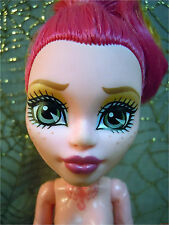 MONSTER HIGH 13 WISHES GIGI GRANT NUDE LOOSE FASHION DOLL OOAK PLAY