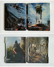 STEELBOOK STAR WARS BATTLEFRONT PS4 XBOX ONE / neuf / no game / envoi gratuit