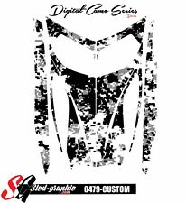 SKI-DOO REV MXZ SNOWMOBILE SLED WRAP GRAPHICS STICKER DECAL KIT 03-07 0479CUSTOM