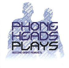 PHONEHEADS = plays / second sight remixes = DRUM & BASS BREAKBEAT GROOVES !