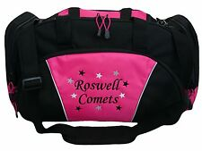 Personalized Duffel Bag Large Dance Cheer Stars Gymnast Gymnastics Cheerleading