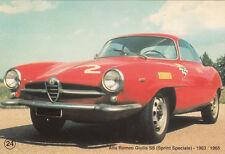 Z4417-ALFA ROMEO GIULIA SS ( SPRINT SPECIALE )- 1963-65