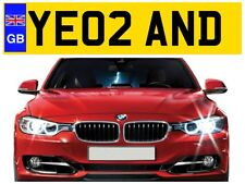 YE02 AND ANDIES YO TO ANDY ANDREW ANDREWS ANDY ANDYS ROO ROOS ANDRE NUMBER PLATE