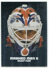 2009-10 Between The Pipes Masked Men II 23 Grant Fuhr