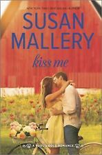 Kiss Me (Fool's Gold)-ExLibrary