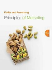 Principles of Marketing by Gary Armstrong and Philip Kotler US 15TH EDITION