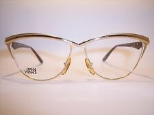 Damen-Brille/Eyeglasses by GIANNI VERSACE 100% Original-Vintage 90'er Very Rare